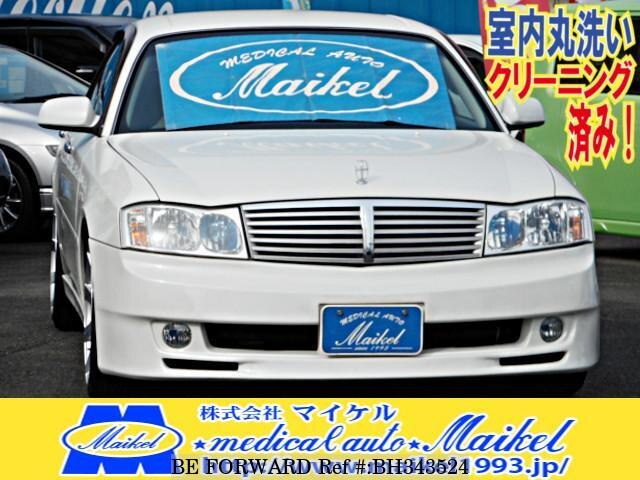 Used 2002 NISSAN CEDRIC SEDAN BH343524 for Sale