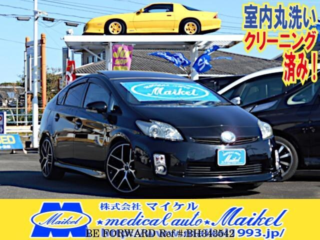 Used 2010 TOYOTA PRIUS BH343542 for Sale