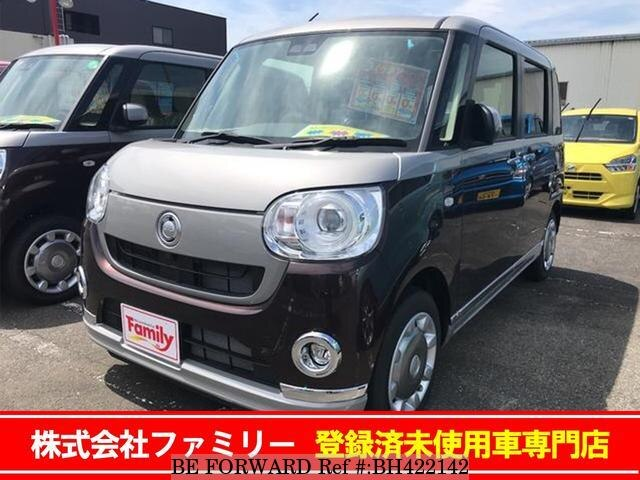 Used 2019 DAIHATSU MOVE CANBUS BH422142 for Sale