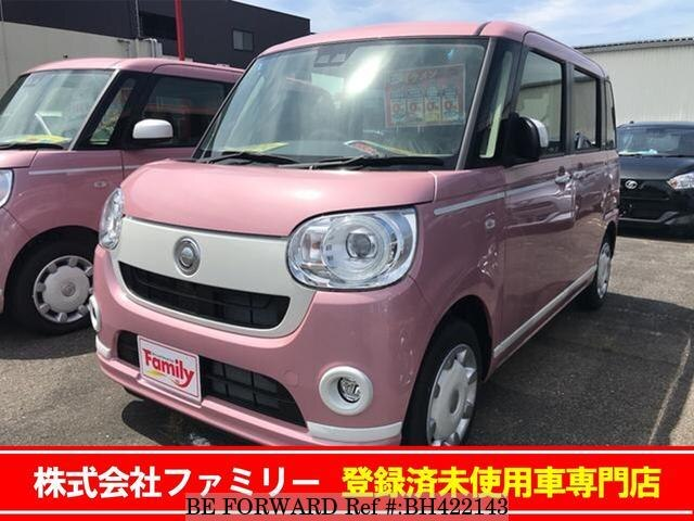 Used 2019 DAIHATSU MOVE CANBUS BH422143 for Sale