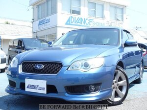 Used 2007 SUBARU LEGACY TOURING WAGON BH427171 for Sale