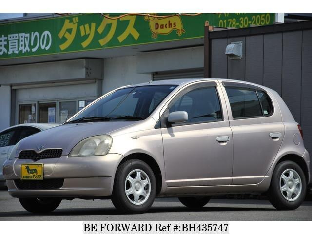 Used 2000 TOYOTA VITZ BH435747 for Sale
