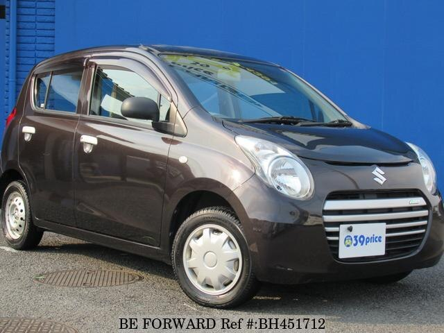 Used 2014 SUZUKI ALTO BH451712 for Sale