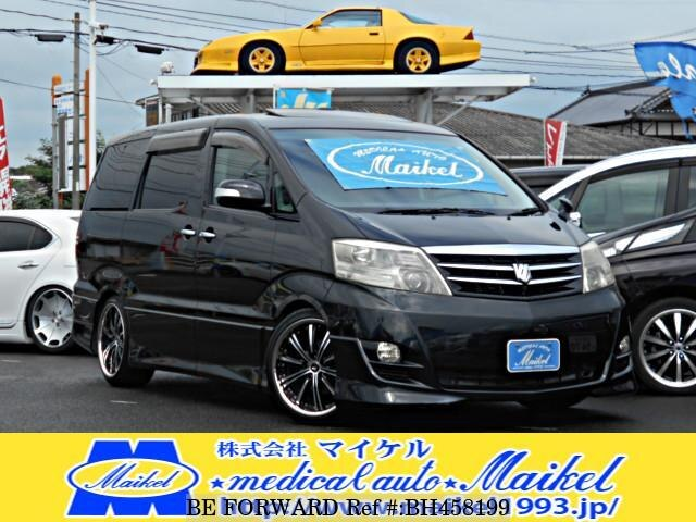 Used 2007 TOYOTA ALPHARD BH458199 for Sale