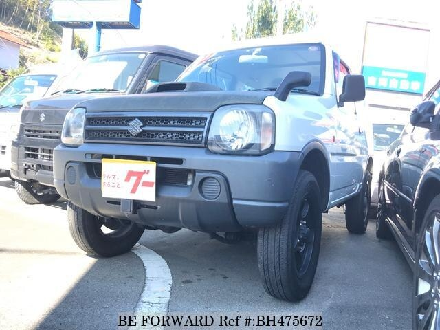Used 2010 SUZUKI JIMNY BH475672 for Sale
