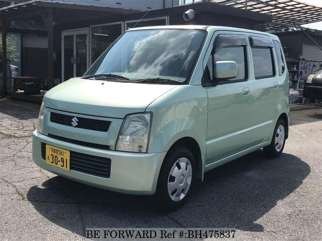 Used 2003 SUZUKI WAGON R BH475837 for Sale