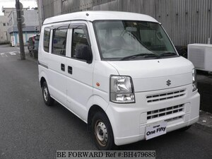 Used 2010 SUZUKI EVERY BH479683 for Sale