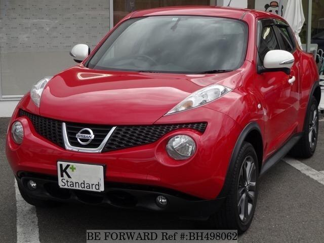 Used 2013 NISSAN JUKE BH498062 for Sale