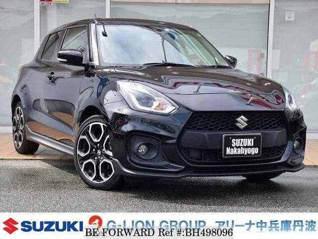 Used 2018 SUZUKI SWIFT BH498096 for Sale