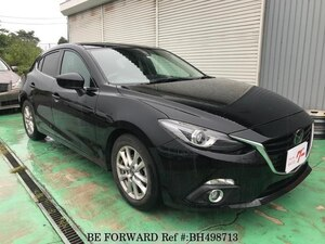 Used 2015 MAZDA AXELA SPORT BH498713 for Sale