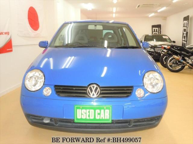 Used 2004 VOLKSWAGEN LUPO BH499057 for Sale