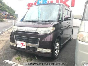 Used 2008 DAIHATSU TANTO BH507855 for Sale