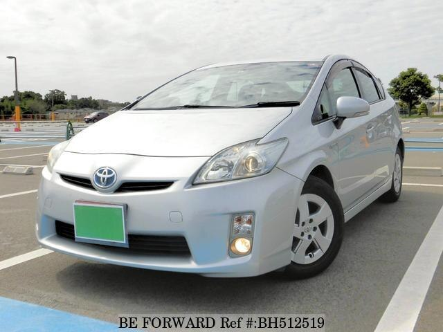 Used 2010 TOYOTA PRIUS BH512519 for Sale