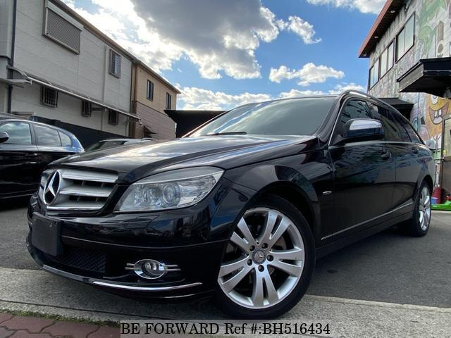 Used 2008 MERCEDES-BENZ C-CLASS BH516434 for Sale