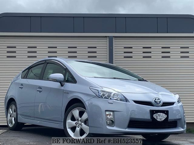 Used 2010 TOYOTA PRIUS BH523557 for Sale