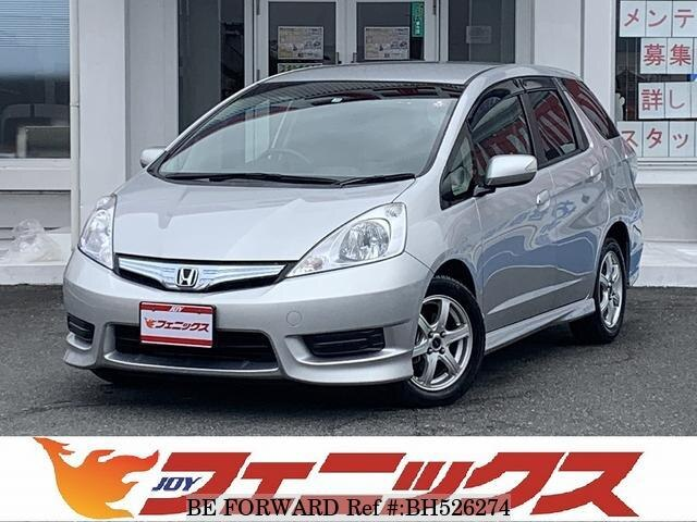 Used 2011 HONDA FIT SHUTTLE HYBRID BH526274 for Sale