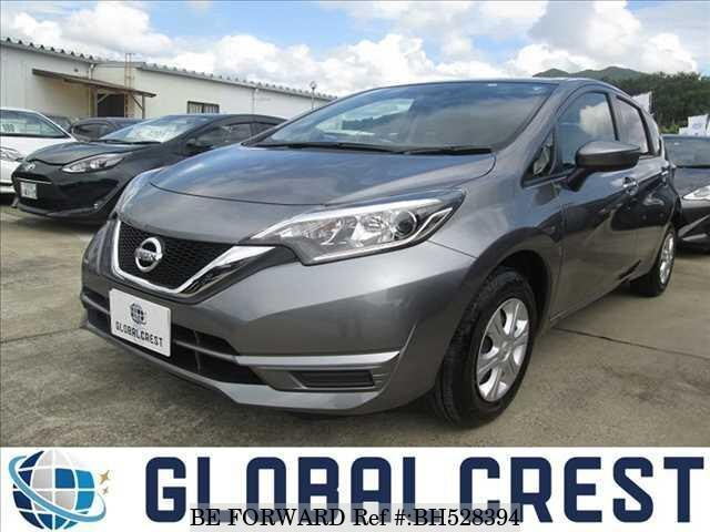 Used 2018 NISSAN NOTE BH528394 for Sale