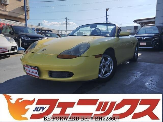 Used 1997 PORSCHE BOXSTER BH528607 for Sale