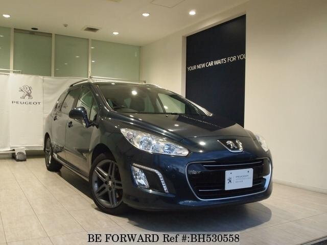 Used 2012 PEUGEOT 308 BH530558 for Sale