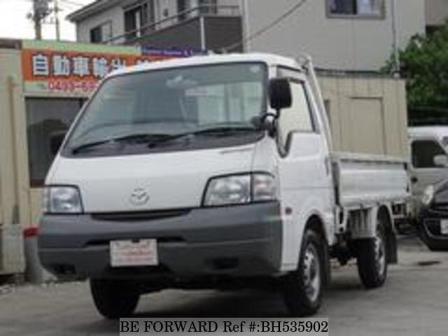 Used 2014 MAZDA BONGO TRUCK BH535902 for Sale