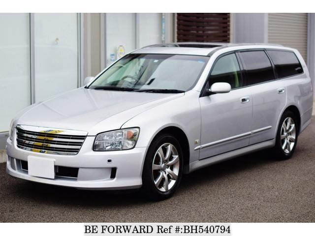Used 2005 NISSAN STAGEA BH540794 for Sale