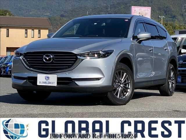 Used 2018 MAZDA CX-8 BH542024 for Sale