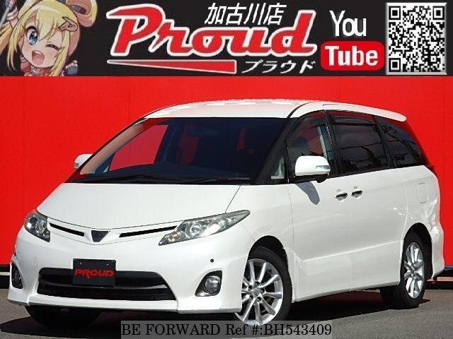 Used 2010 TOYOTA ESTIMA BH543409 for Sale