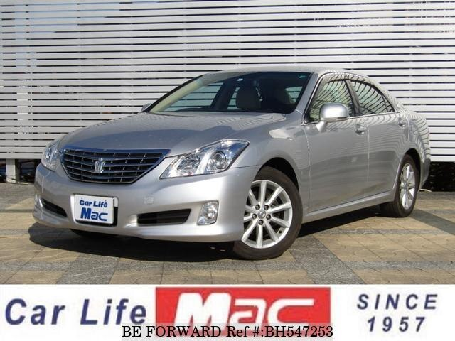 Used 2008 TOYOTA CROWN BH547253 for Sale