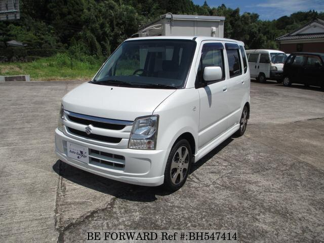Used 2007 SUZUKI WAGON R BH547414 for Sale