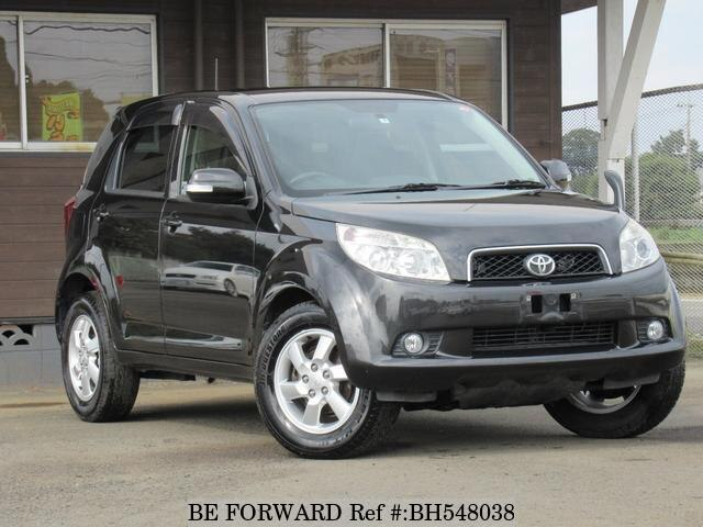 Used 2007 TOYOTA RUSH BH548038 for Sale