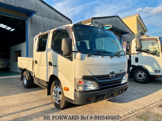 Used 2014 HINO DUTRO BH549383 for Sale