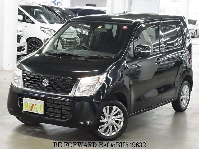Used 2016 SUZUKI WAGON R BH549632 for Sale