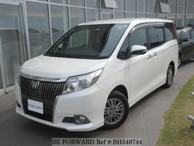 Used 2015 TOYOTA ESQUIRE BH549744 for Sale