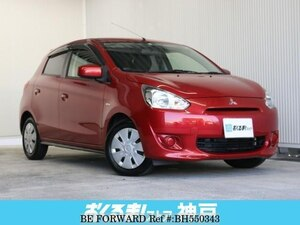Used 2012 MITSUBISHI MIRAGE BH550343 for Sale