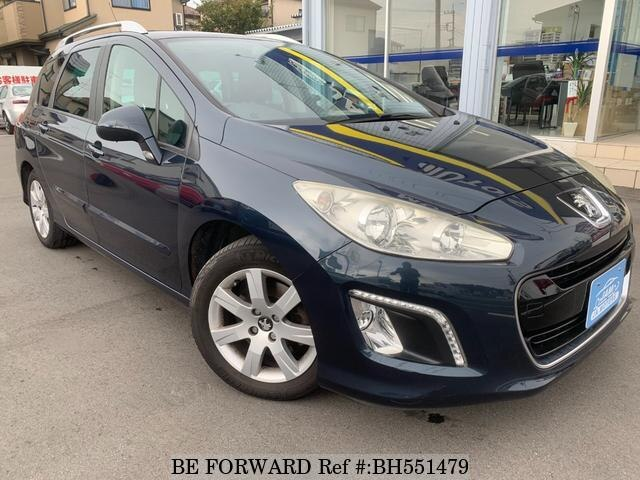 Used 2011 PEUGEOT 308 BH551479 for Sale