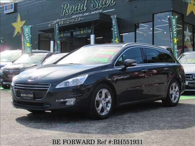 Used 2012 PEUGEOT 508 BH551931 for Sale