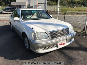 Used 1999 TOYOTA CROWN BH552001 for Sale