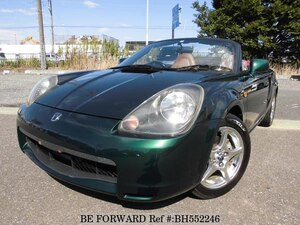 Used 2000 TOYOTA MR-S BH552246 for Sale