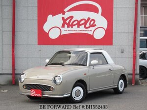 Used 1991 NISSAN FIGARO BH552433 for Sale