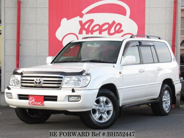 Used 2007 TOYOTA LAND CRUISER BH552447 for Sale