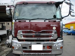 Used 2011 UD TRUCKS QUON BH554802 for Sale