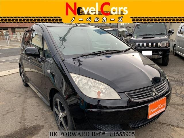 Used 2007 MITSUBISHI COLT BH555905 for Sale
