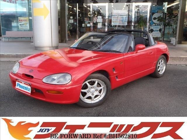 Used 1992 SUZUKI CAPPUCCINO BH562810 for Sale