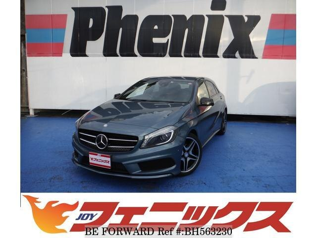 Used 2015 MERCEDES-BENZ A-CLASS BH563230 for Sale