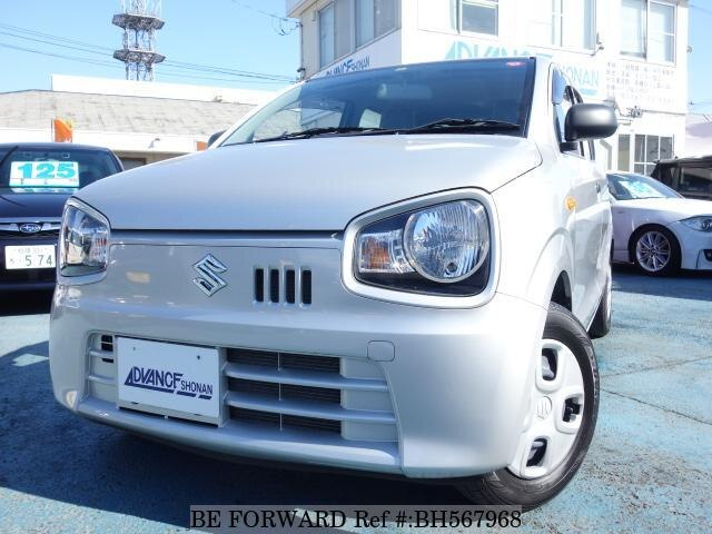 Used 2015 SUZUKI ALTO BH567968 for Sale