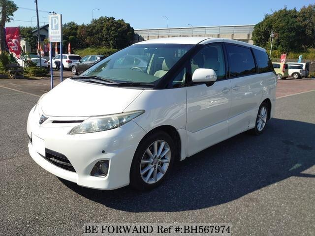Used 2009 TOYOTA ESTIMA BH567974 for Sale