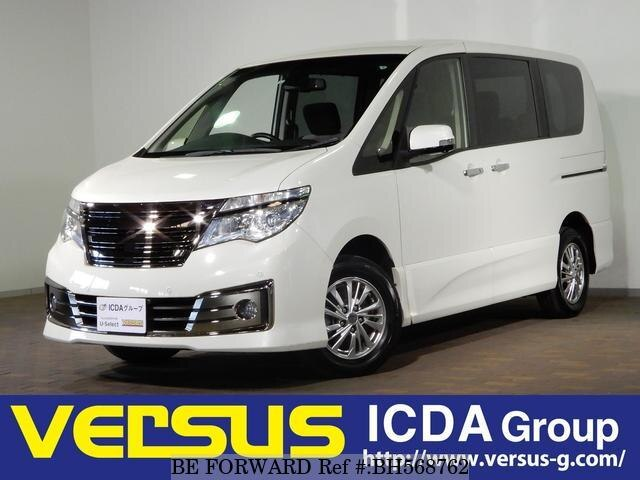 Used 2014 NISSAN SERENA BH568762 for Sale