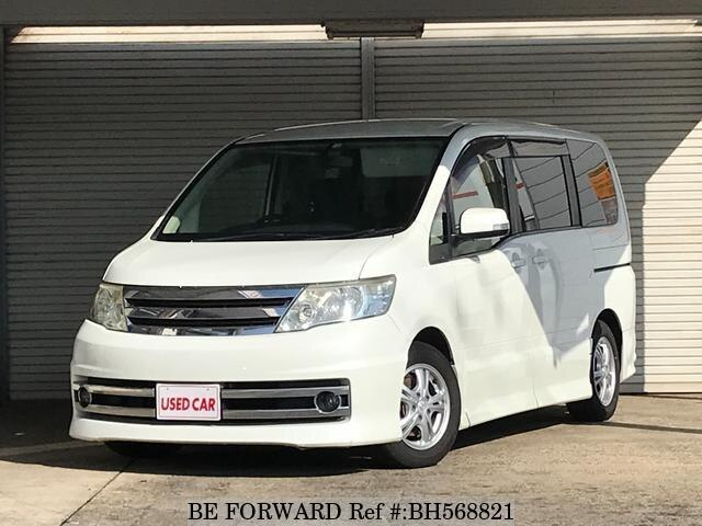 Used 2008 NISSAN SERENA BH568821 for Sale