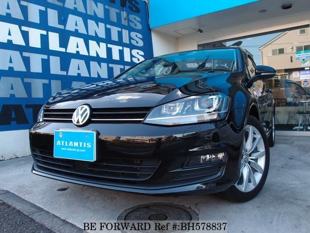 Used 2016 VOLKSWAGEN GOLF BH578837 for Sale