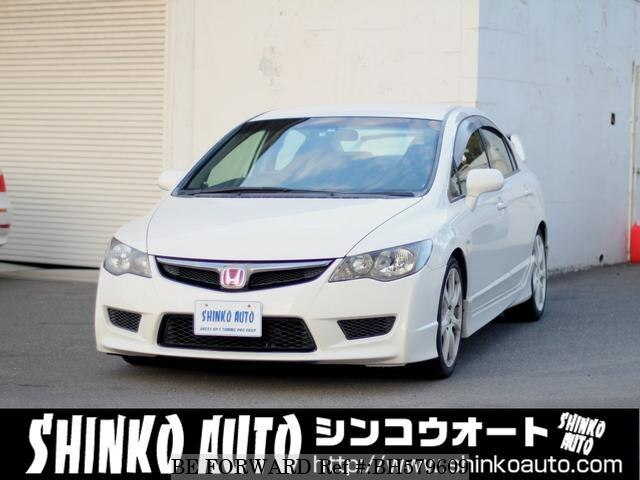Used 2007 HONDA CIVIC BH579609 for Sale